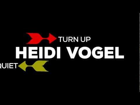 Heidi Vogel 'Turn Up The Quiet' (Album Teaser) [Far Out Recordings - Jazz / Bossa]