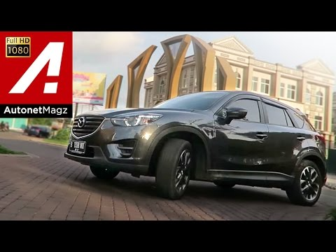 Review New Mazda CX-5 facelift Indonesia by AutonetMagz