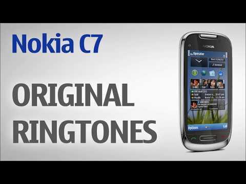 Nokia C7 Ringtones (Original) || Download Link in Description