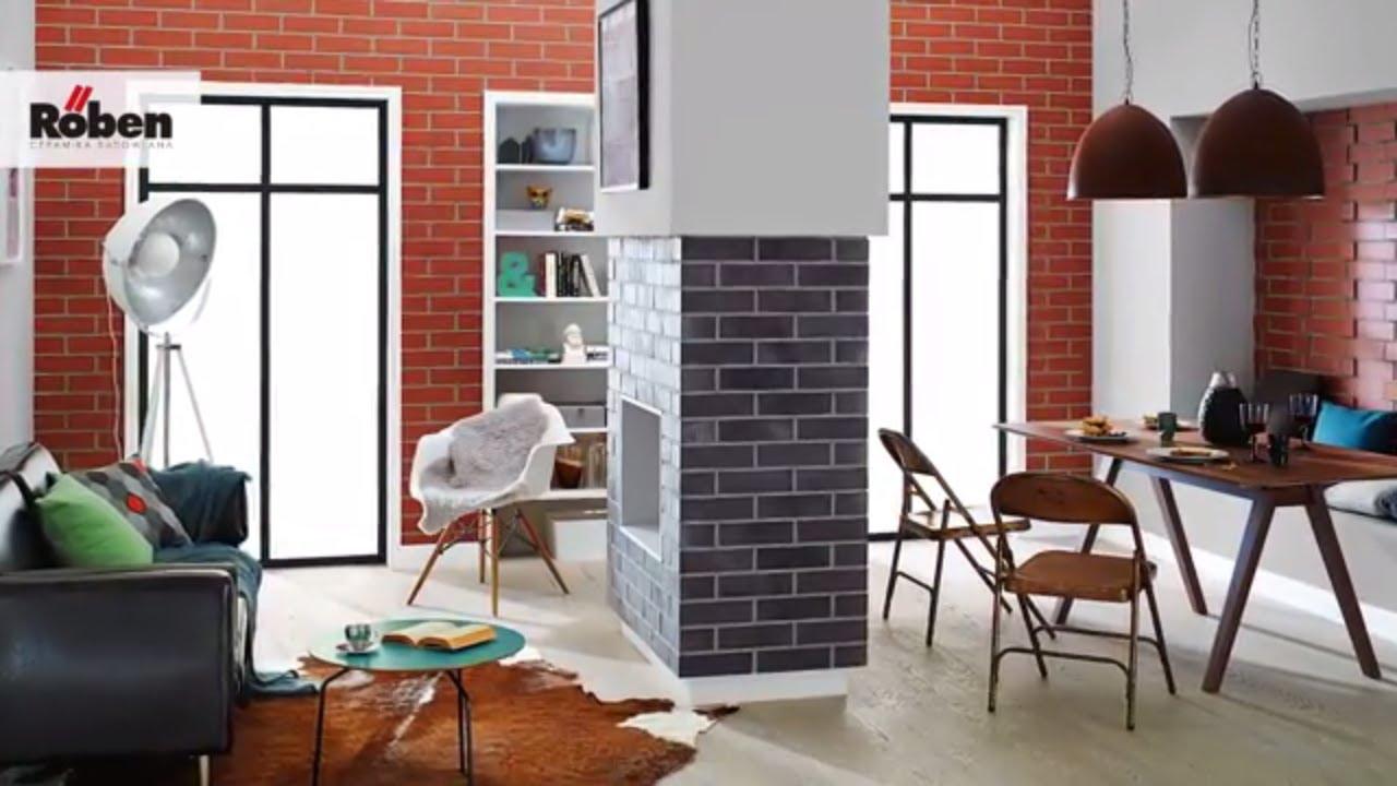 Design by Röben - Klinkier postindustrialnie