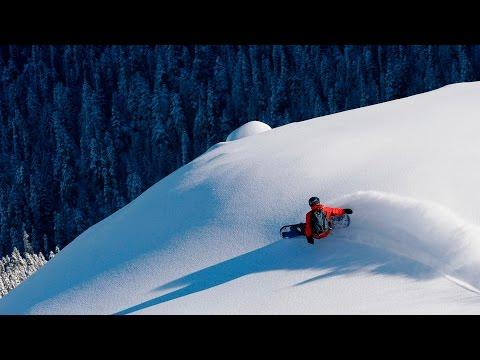 Extreme Snowboarding 2015 ● 4K