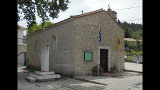 Ο ναός της Ανάληψης του Κυρίου στα Ασπρογερακάτα