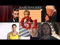 BASS SINGERS   G1