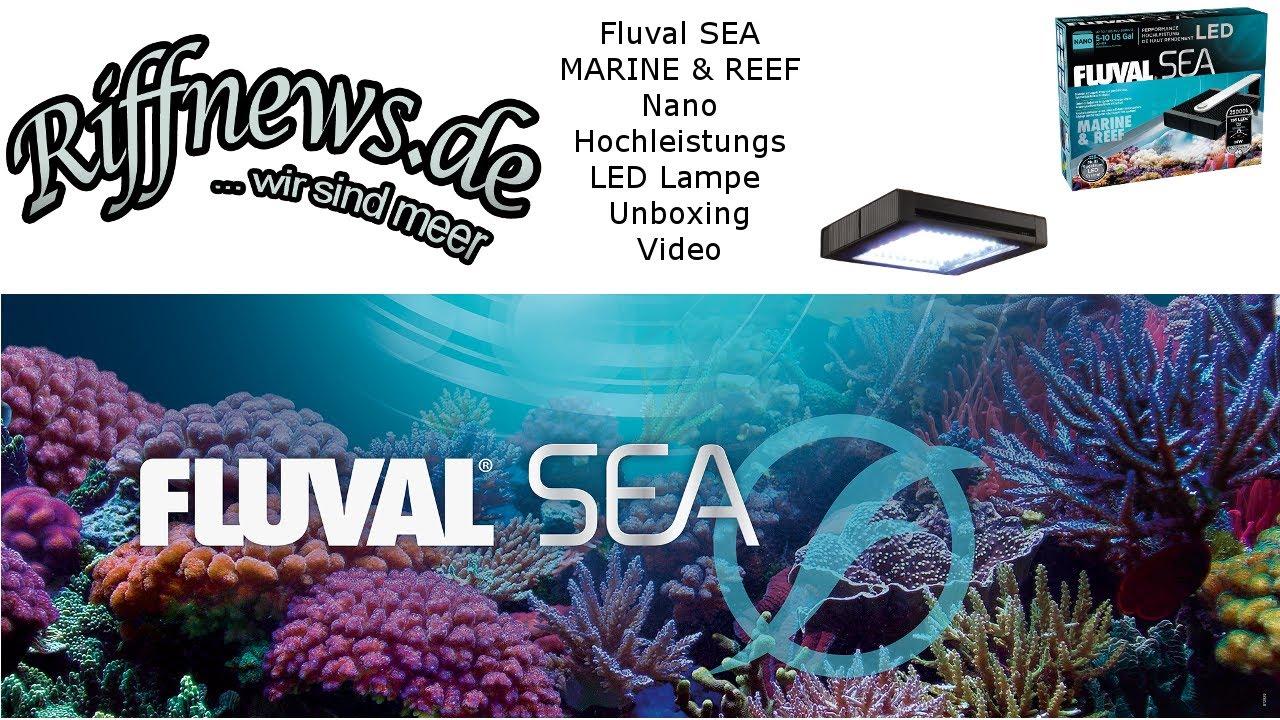 Reef Marineamp; Hochleistungs Nano Led Sea Fluval Lampe kiZuPX