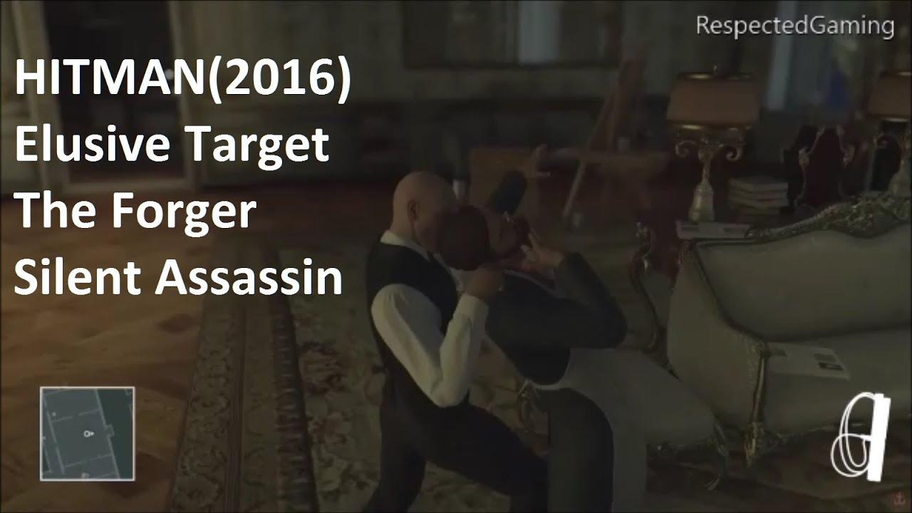 Download Hitman(2016) Elusive Target - The Forger(Sergei Larin) Silent Assassin