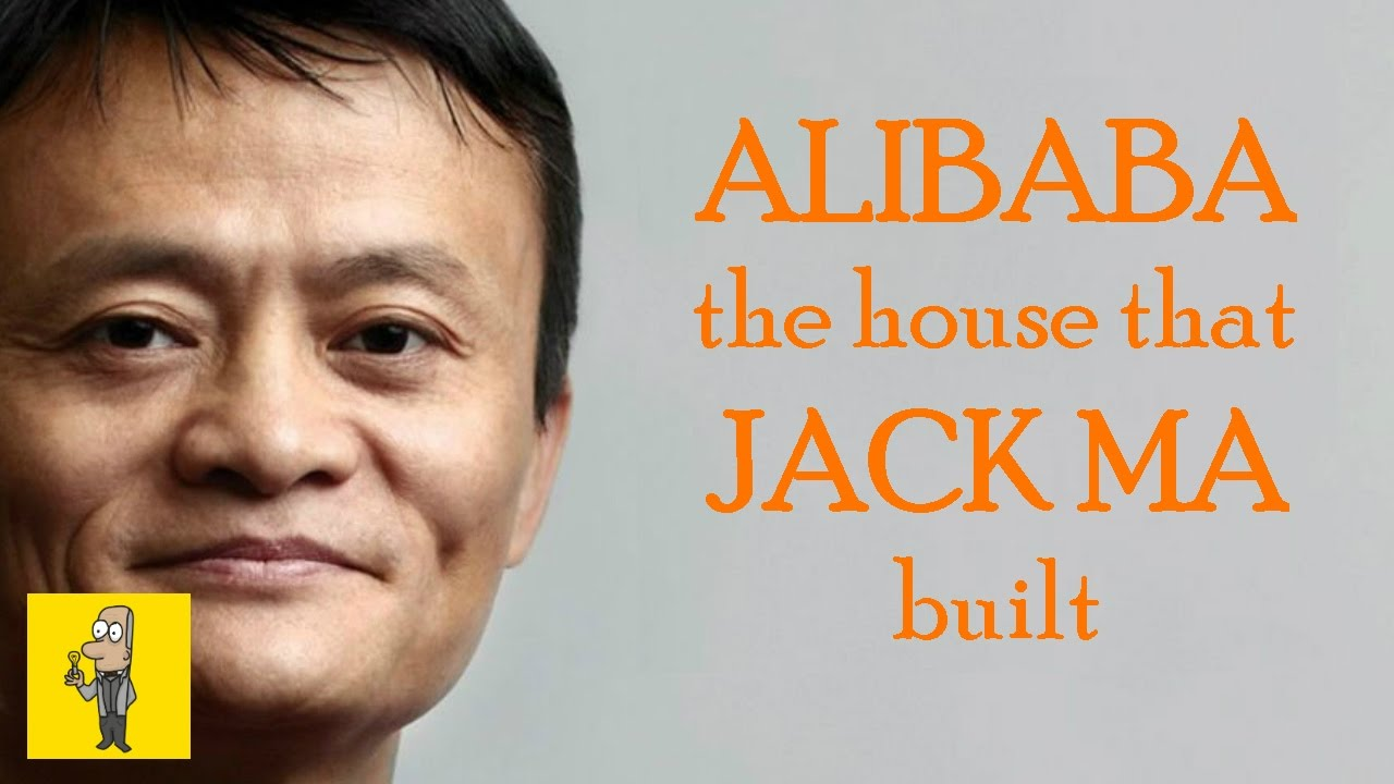 Alibaba The House That Jack Ma Built Entrepreneur Animated Book