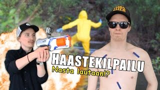 HAASTEKILPAILU: Nasta Lautaan!?