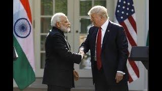 Modi Funny Conversation With Donald Trump - Malayalam