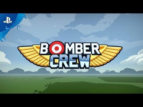 Bomber Crew – Release Date Trailer | PS4