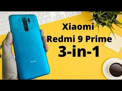 Xiaomi Redmi 9 Prime: Unboxing, 1st Impression, Competition