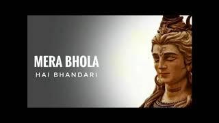 MERA BHOLA HAI BHANDARI ( REMIX) || LORD SHIVA | BY SANDEEP UP43