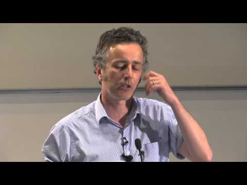 Mr Owen Gaffney - The geology of humanity: The power of data to change our world view