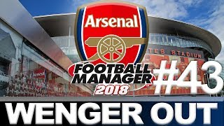 ARSENAL   PART 43   MY BEST TEAM EVER?   FOOTBALL MANAGER 2018