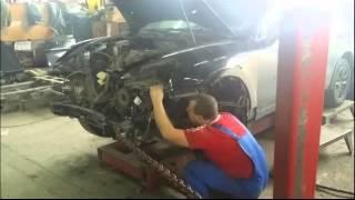 видео Кузовной ремонт Вольво: ремонт кузова Volvo в техцентре Автосервис Вольво.