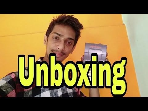 Unboxing Micromax canvas Infinity