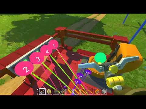 Pierwszy Rozjazd - Scrap Mechanic S02E07