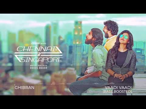 Chennai to Singapore song