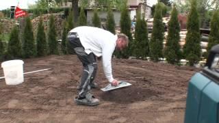 Není nivelace podlahy jako nivelace zahrady, ale vercajk máme