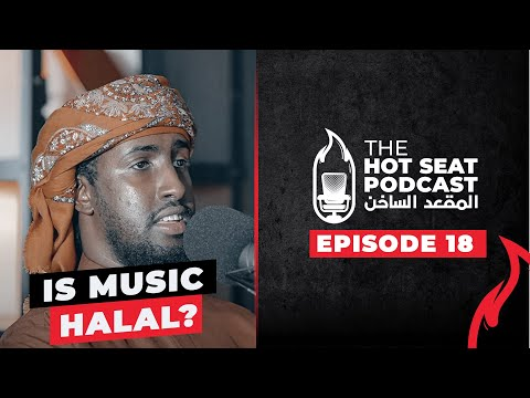 Is Music Allowed in Islam? #Halal #Haram #Music #Islam    The Hot Seat by AMAU