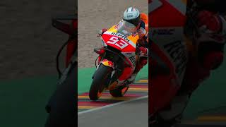 """Marc Marquez """"The King Of The Ring""""❗Sachsenring #Shorts"""