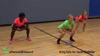 Bring Sally Up Squat Challenge thumbnail