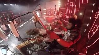 Real love By Hillsong Young and Free - Drum Cam