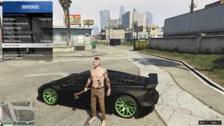 GTA 5 online stop other players from getting in your car