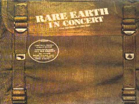 Rare Earth - (I Know) I'm Losing You - In Concert