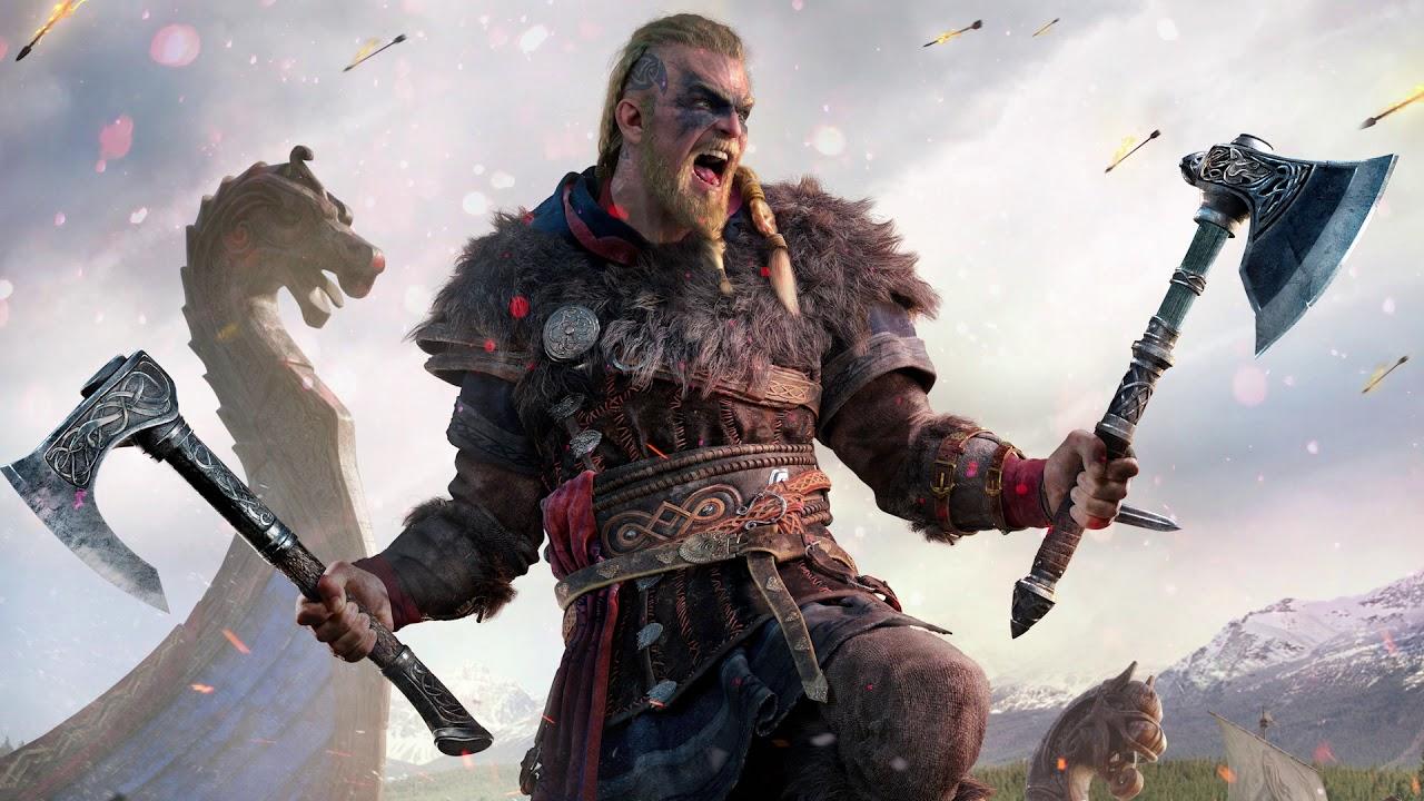 Assassin's Creed Valhalla Epic Theme - Eivor's Revenge (Black Flag ...
