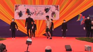 CONTEMPORARY DANCE INDIA | Mniac Group | On Meri Maa Song - SPOURAL