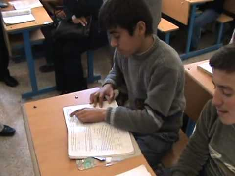 Aramaic school in Iraq