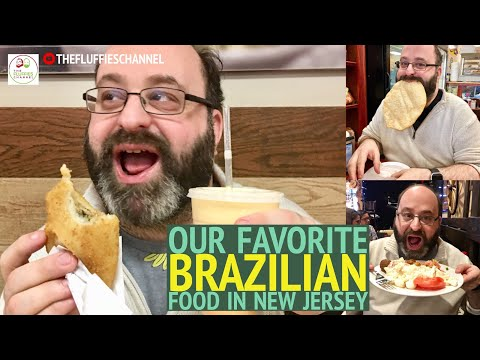 BRAZILIAN FOOD IN NEW JERSEY | The Fluffies Channel