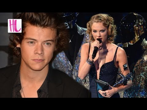 Taylor Swift Disses Harry Styles At VMA's 2013