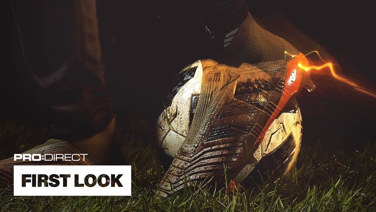 Pro:Direct Soccer adidas Pitch Black collection, Predator