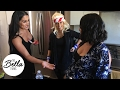 Lilly Singh + The Bella Twins + bloopers = HILARIOUS