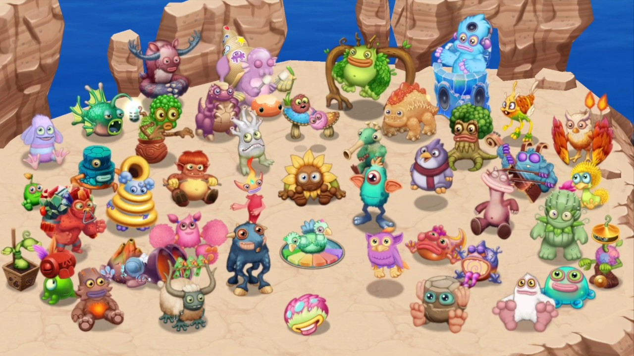 my singing monsters dawn of fire apk