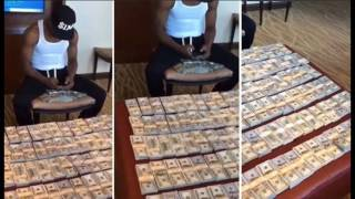 FLOYD MAYWEATHER WINS BIG AFTER BETTING ON THE NBA FINALS GOLDEN STATE WARRIORS