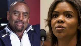 Jessie Peterson & Candace Owens, slaves were paid & had it good afterward