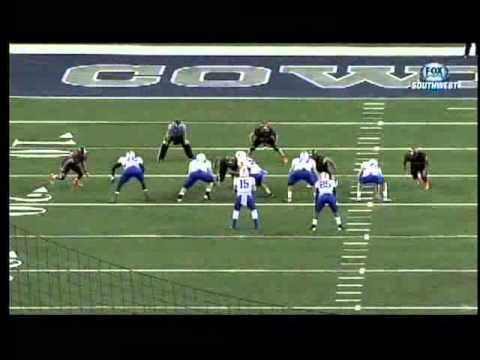 Texas Class 3A DII State Championship: Gilmer vs Navasota 2012