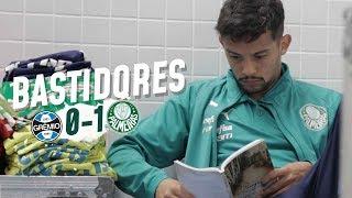 VITÓRIA ÉPICA! GRÊMIO 0 X 1 PALMEIRAS - LIBERTADORES 2019