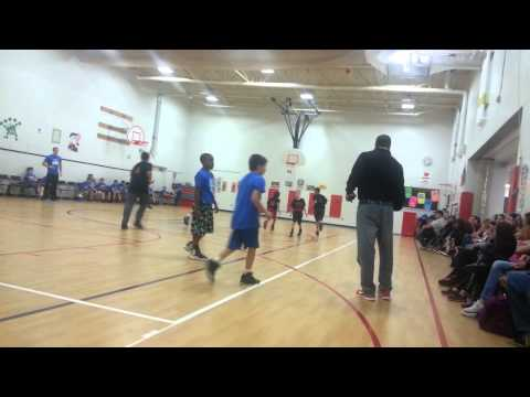 Basketball game - Kirby school disrtict (Helen Keller school)