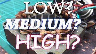 Paano mag Test ng Electric Fan Stator