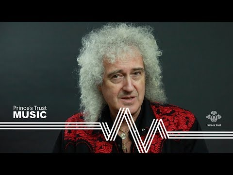 Brian May 'With A Little Help From My Friends' With Phil Collins, Eric Clapton & Joe Cocker