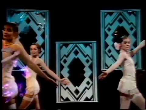 Pans People  I Get A Kick Out Of You Top Of The Pops Gary Shearston