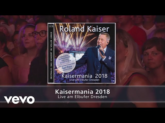 Roland Kaiser - Kaisermania 2018 Live (Album-Trailer)