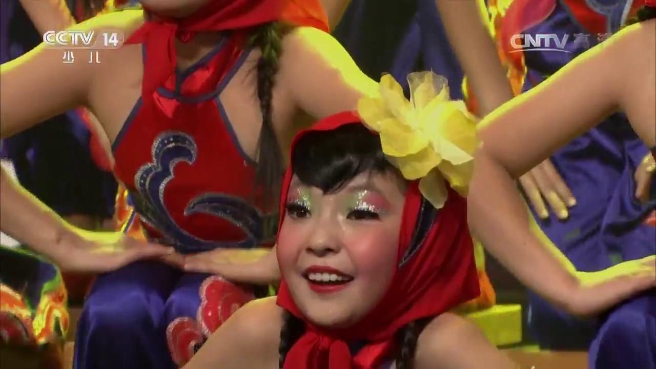 20170204 大手牵小手 舞蹈看秧歌 表演:山西省太谷县宏林舞蹈艺术中心