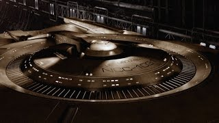 First Look - Test Flight of Star Trek's U.S.S. Discovery by : Star Trek