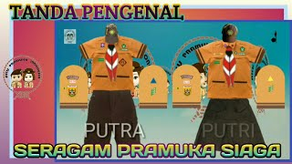 Gambar cover TANDA PENGENAL SERAGAM PRAMUKA SIAGA