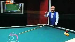 Billar Total - Cómo afecta la iluminación al juego de billar (11-08-2011)