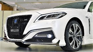 2019 Toyota Crown RS Modellista - Stronger Style